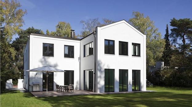 Bild von Umbau und Einfamilienhaus