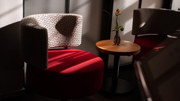 Bild von Einfamilienhaus und Innenarchitektur