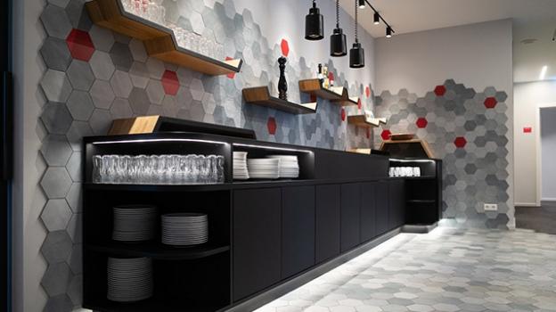Bild von Umbau und Hotels und Restaurants